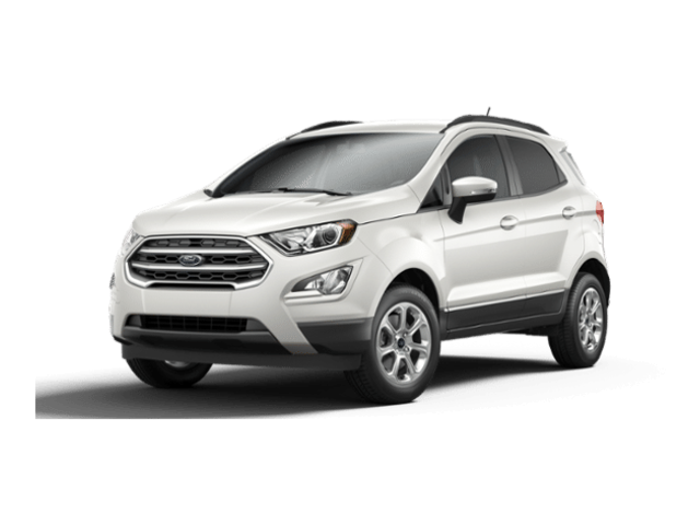 2019 Ford EcoSport SE Front Wheel Drive (F Crossover 266483